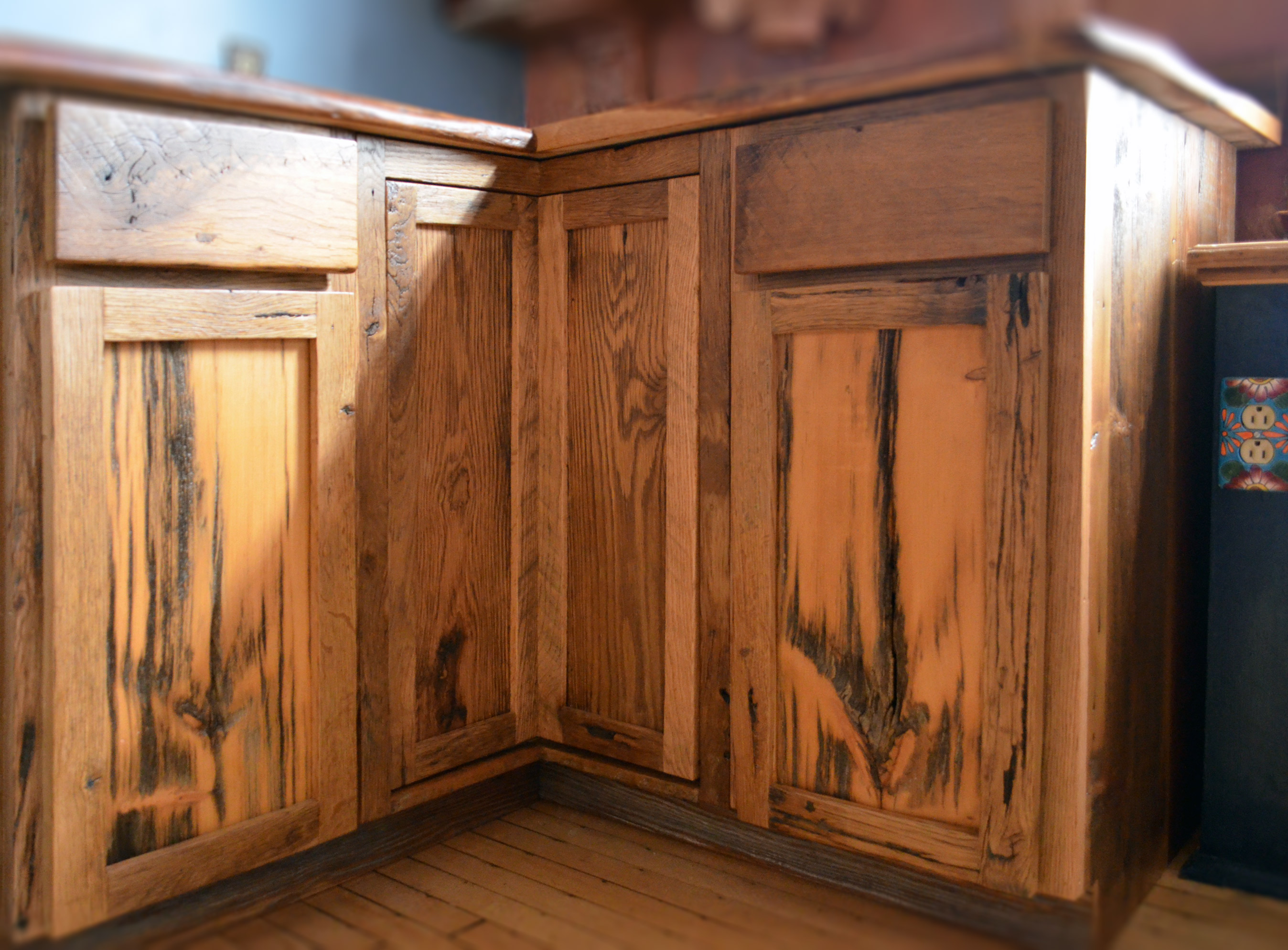 rustic oak kitchen cabinets rustic kitchen cabinets abodeacious 25768